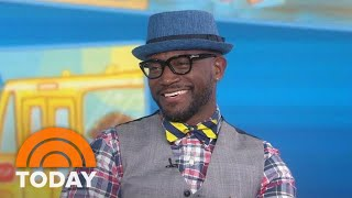 Taye Diggs Talks About 'All American' And New Children's Book | TODAY