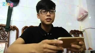 Clip em trai Sơn Tùng cover hit của anh