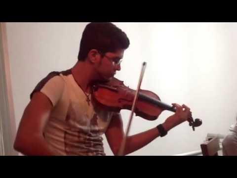 Maestro de violín venezolano!!