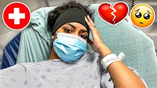 CARMEN RUSHED TO THE HOSPITAL BECAUSE OF MISCARRIAGE SIGNS 💔