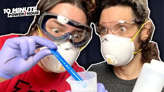 Playing with the DANKEST Resin - 10 Minute Power Hour