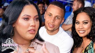 "Steph Curry's wife, Ayesha gets dragged for wanting ""male groupies"""