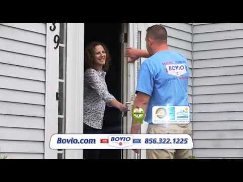 Review Heating and Air Conditioning South Jersey | Bovio