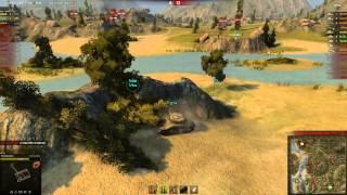 КРАНты #37 ~ M4 Sherman ~ 4700 опыта (1200 медалька)