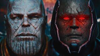 THANOS vs. DARKSEID (Battle of the Titans) - FULL PART | EPIC BATTLE!
