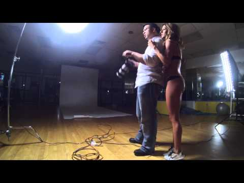 Behind The Scenes Photoshoot w/ Paige Hathaway (GOPRO)