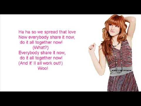 Baixar Bella Thorne and Zendaya Coleman - Contagious Love Lyric