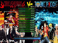Bleach vs One Piece 11.0 (AI Map)