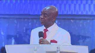 Bishop Oyedepo @ Mystery of  the Blood of Sprinkling, December  31, 2017