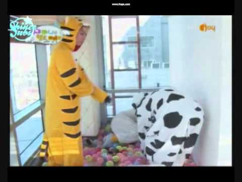 Jonghyun - Funny Moments of Hello Baby (Pt 1)