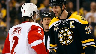 Zdeno Chara - The Boss Of Boston [HD]