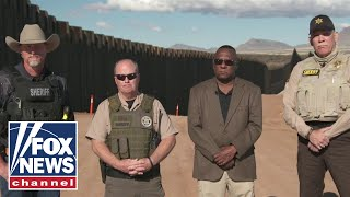 Biden's speech was an 'insult' to officers protecting the border: AZ sheriff