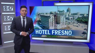 This is who can live at the historic Hotel Fresno after its $27M overhaul