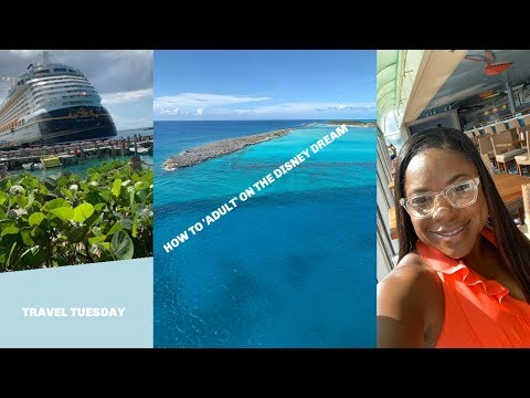 FLIGHT ATTENDANT LIFE | Disney Dream Cruise Without Kids??? | Travel Tuesday