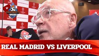 🔴 DIRECTO | REAL MADRID - LIVERPOOL con EL CHIRINGUITO | Cuartos Champions League