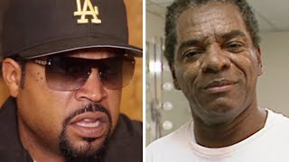 Ice Cube Gives A TEARFUL Admisson On What He REGRETS MOST About John Witherspoon's Passing!