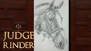 Neglected Son Shows Outstanding Art Skills | Judge Rinder