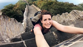 The Great Wall of China: Hiking & Camping!