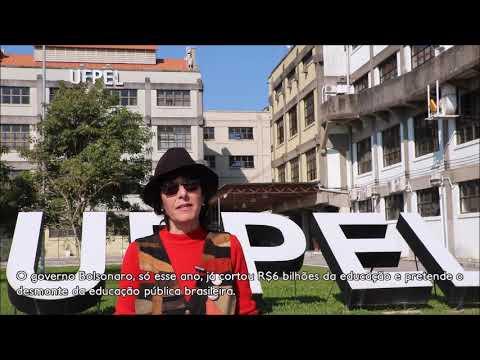 2019/2: a luta segue pela UFPel e pelo I