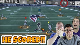 TWO INSANE TOUCHDOWNS WITH UNDER 30 SECONDS LEFT BUT IT DOESN'T END THERE!! Madden 18 Squads