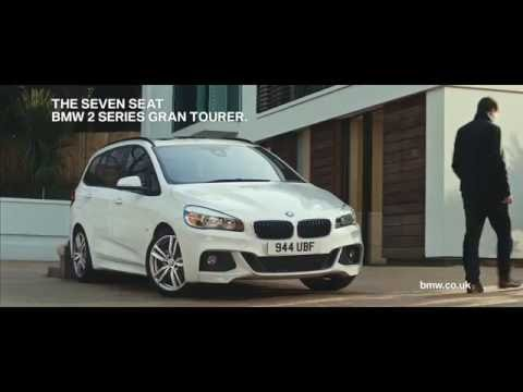 The BMW 2 Series Gran Tourer 2016 advert