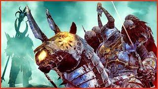 CRUSH THE EMPIRE! - Chaos vs Empire - Total War WARHAMMER 2 Cinematic Battle Machinima
