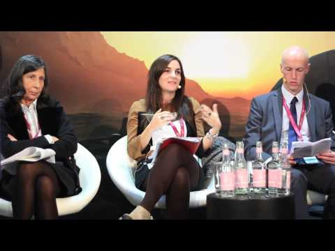 EiG2016: Daria Petralia, Italian Gaming regulator at GiocoNews Roundtable