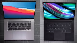 MacBook Pro 16 VS Razer Blade 15!  Why Pay MORE for Less?!
