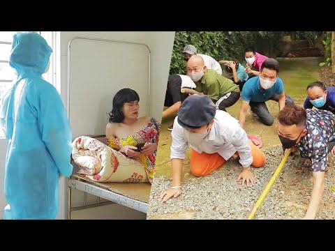 THÔN CHỐNG DỊCH - Phim Hài Hay Mới Nhất 2020 | Phim Hay Cười Đau Ruột