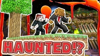 HAUNTED MANSION MINECRAFT MODDED HIDE AND SEEK