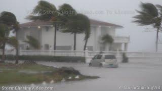 Hurricane Isaias, Eastern New Providence, Nassau, Bahamas - 7/31/2020