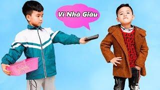 Em Bé Tốt Bụng - Dạy Trẻ Nhặt Được Của Rơi Trả Lại Người Mất ♥ Min Min TV Minh Khoa
