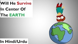 Arnold Set off to the Center of the Earth Cartoon in Hindi/Urdu 2017