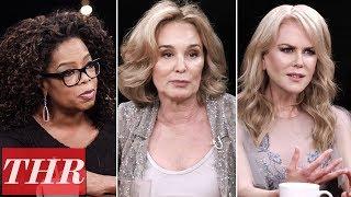 THR FULL Drama Actress Roundtable: Oprah Winfrey, Nicole Kidman, Jessica Lange, & More!