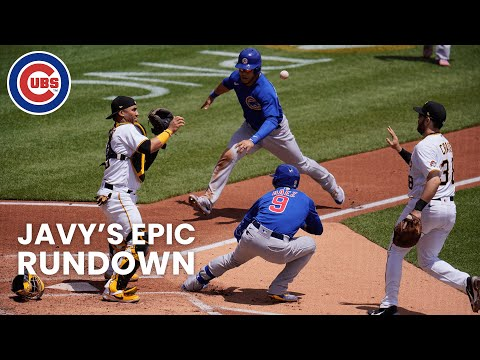 The Javy Báez Highlight Everyone is Talking About
