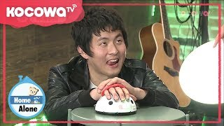 [Home Alone] Ep 226_Playing with the lie detector