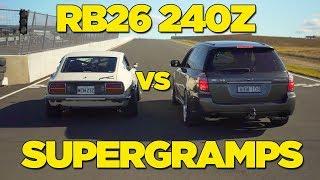RB26 FairladyZ VS SuperGramps