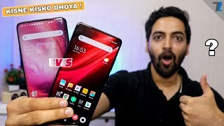 Redmi K20 Pro vs Oneplus 7 Pro - Camera,Performance,Display,Battery,Design & More