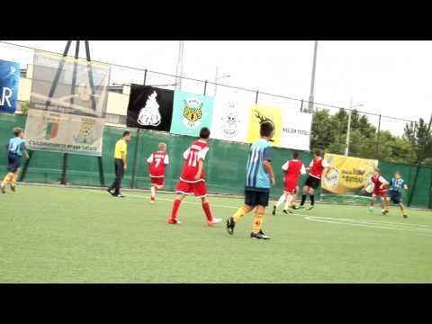 Юбилеен футболен турнир за деца - 1