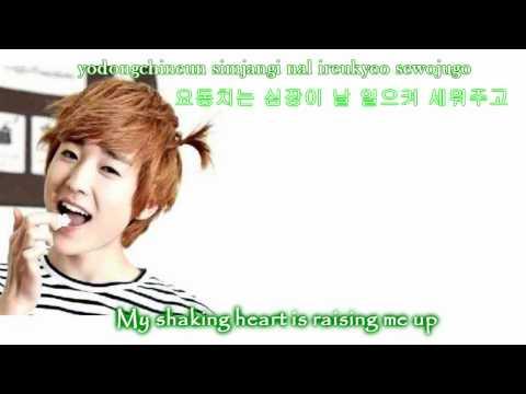 U-Kiss - Take Me Away [Eng Sub + Romanization + Hangul]