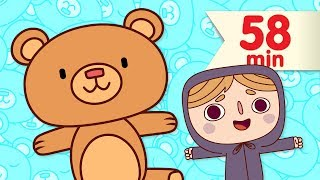 Rock Scissors Paper #3 | + More Kids Songs | Super Simple Songs