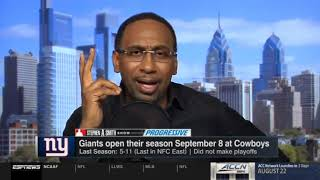The Stephen A. Smith Show 8/19/2019 More AB Issues, Responding to Reid