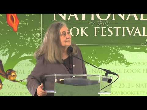Marilynne Robinson: 2012 National Book Festival - YouTube