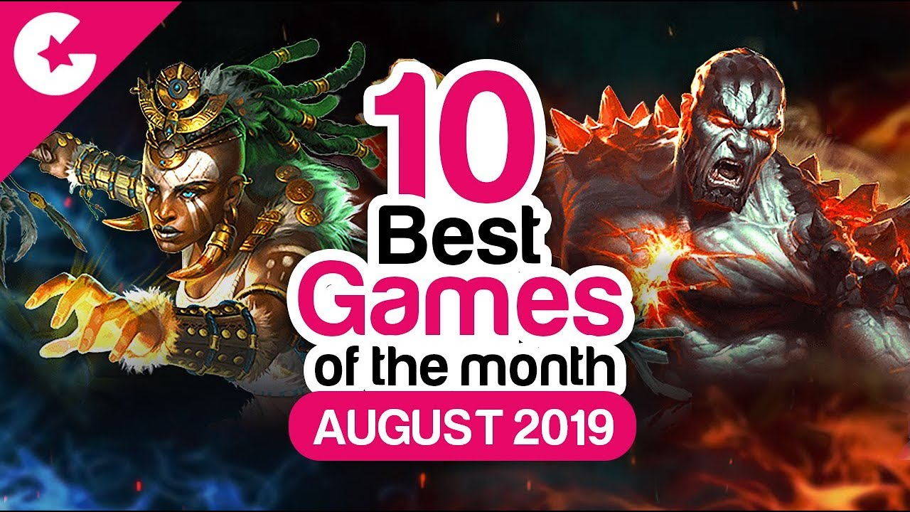 Top 10 Best Android/iOS Games - Free Games 2019 (August)