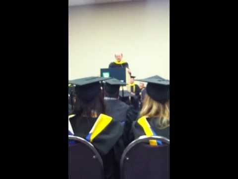 ECPI Graduation Speech