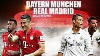 Trực tiếp bóng đá Real Madrid vs Bayern Munich: Cạm bẫy ở Allian Arena chờ đón