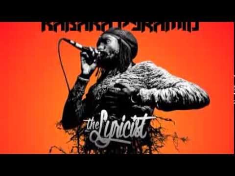 Kabaka Pyramid 'The Lyricist' Mixtape