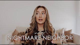 MY NIGHTMARE NEIGHBOR | Storytime