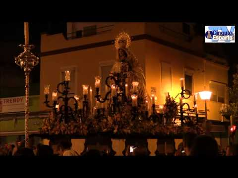 Virgen del Carmen de San Leandro 2015
