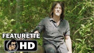 "WALKING DEAD Season 8 Official Featurette ""Changing Lives"" (HD) Norman Reedus AMC Series"